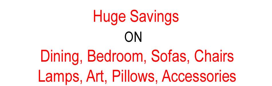 Huge-savings