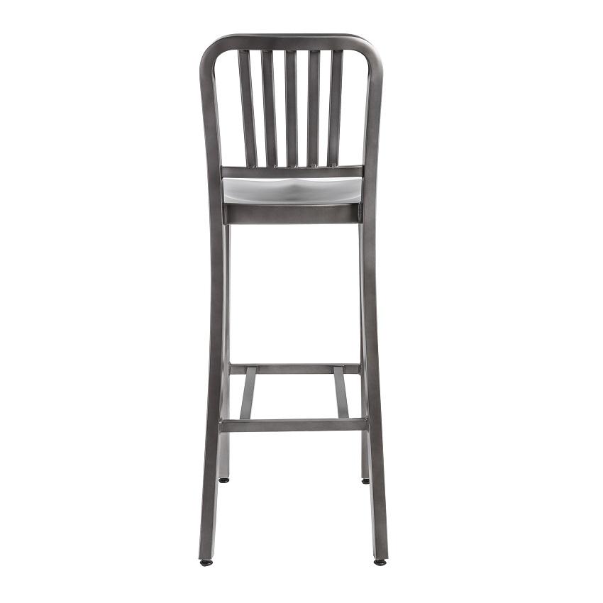 Phenomenal Cafe Stool By Euro Style Machost Co Dining Chair Design Ideas Machostcouk