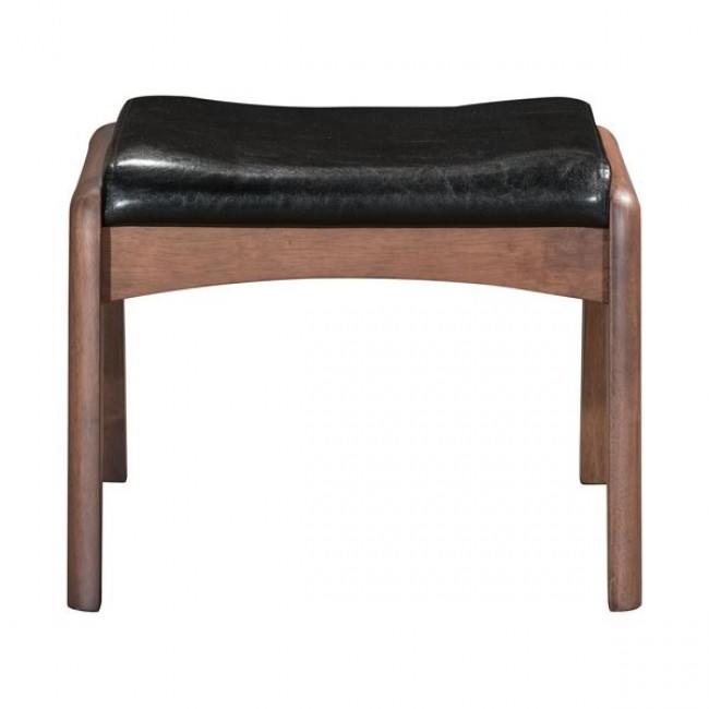 Bully Lounge Chair And Ottoman By Zuo Modern Concepts