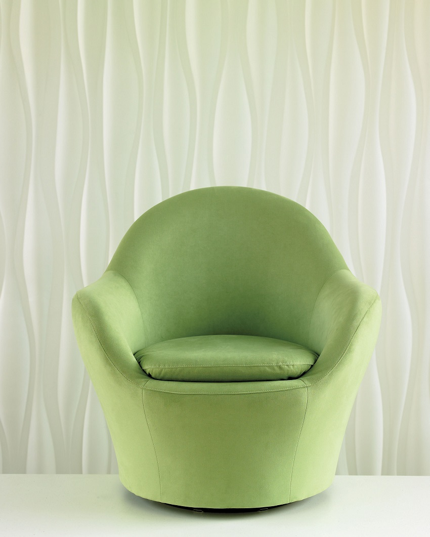 Feliz Swivel Chair By American Leather Concepts Furniture