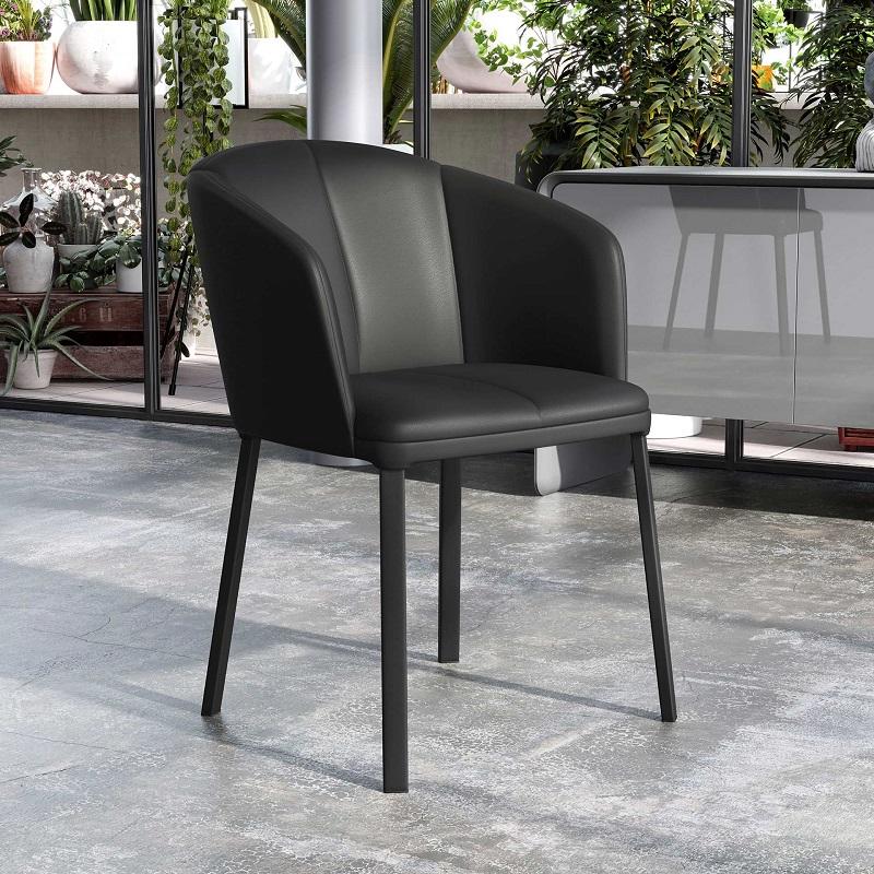 Terrific Como Dining Chair By Modloft Andrewgaddart Wooden Chair Designs For Living Room Andrewgaddartcom