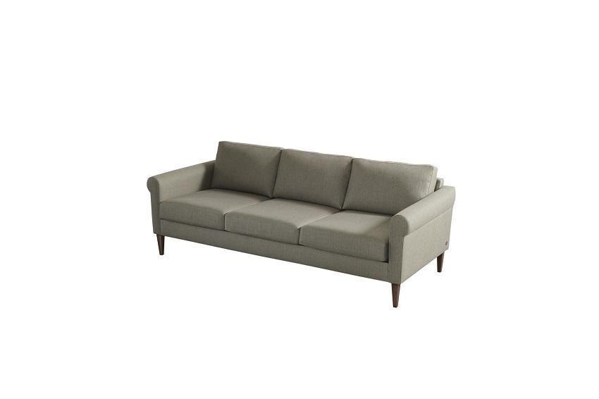 Magnificent Personalized Rolled Arm Sofa By American Leather Concepts Inzonedesignstudio Interior Chair Design Inzonedesignstudiocom