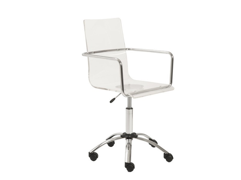 Outstanding Chloe Office Chair By Euro Style Machost Co Dining Chair Design Ideas Machostcouk