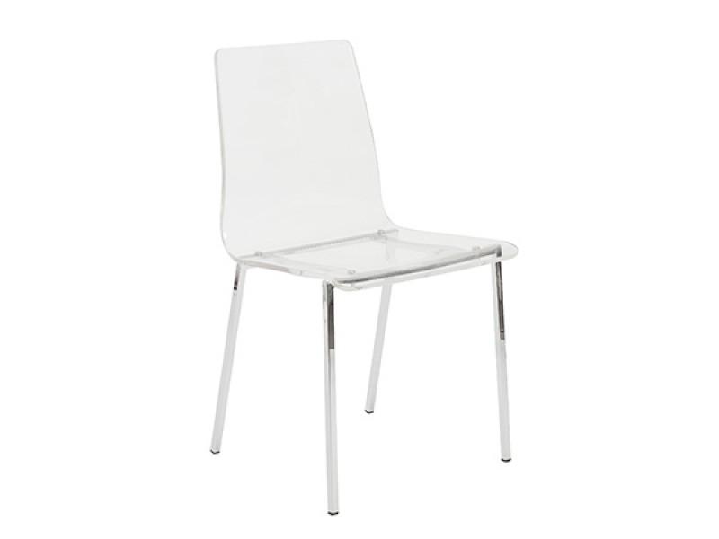 Incredible Chloe Side Chair Set Of 4 By Euro Style Customarchery Wood Chair Design Ideas Customarcherynet