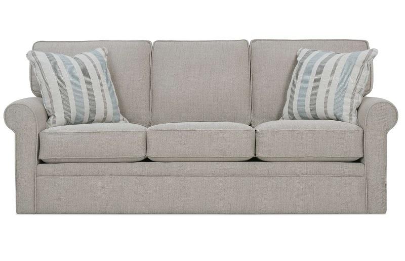 Awe Inspiring Dalton Queen Sleeper Sofa By Rowe Furniture Lamtechconsult Wood Chair Design Ideas Lamtechconsultcom