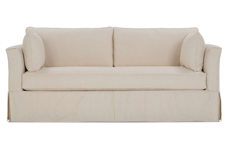 Fabulous Darby Queen Slipcover Sleeper Sofa By Rowe Furniture Gmtry Best Dining Table And Chair Ideas Images Gmtryco