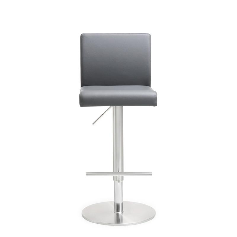 Fabulous Darwin Hydraulic Stool By Kube Imports Machost Co Dining Chair Design Ideas Machostcouk