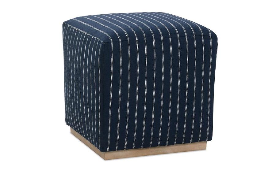 Excellent Dena Accent Ottoman By Rowe Furniture Inzonedesignstudio Interior Chair Design Inzonedesignstudiocom