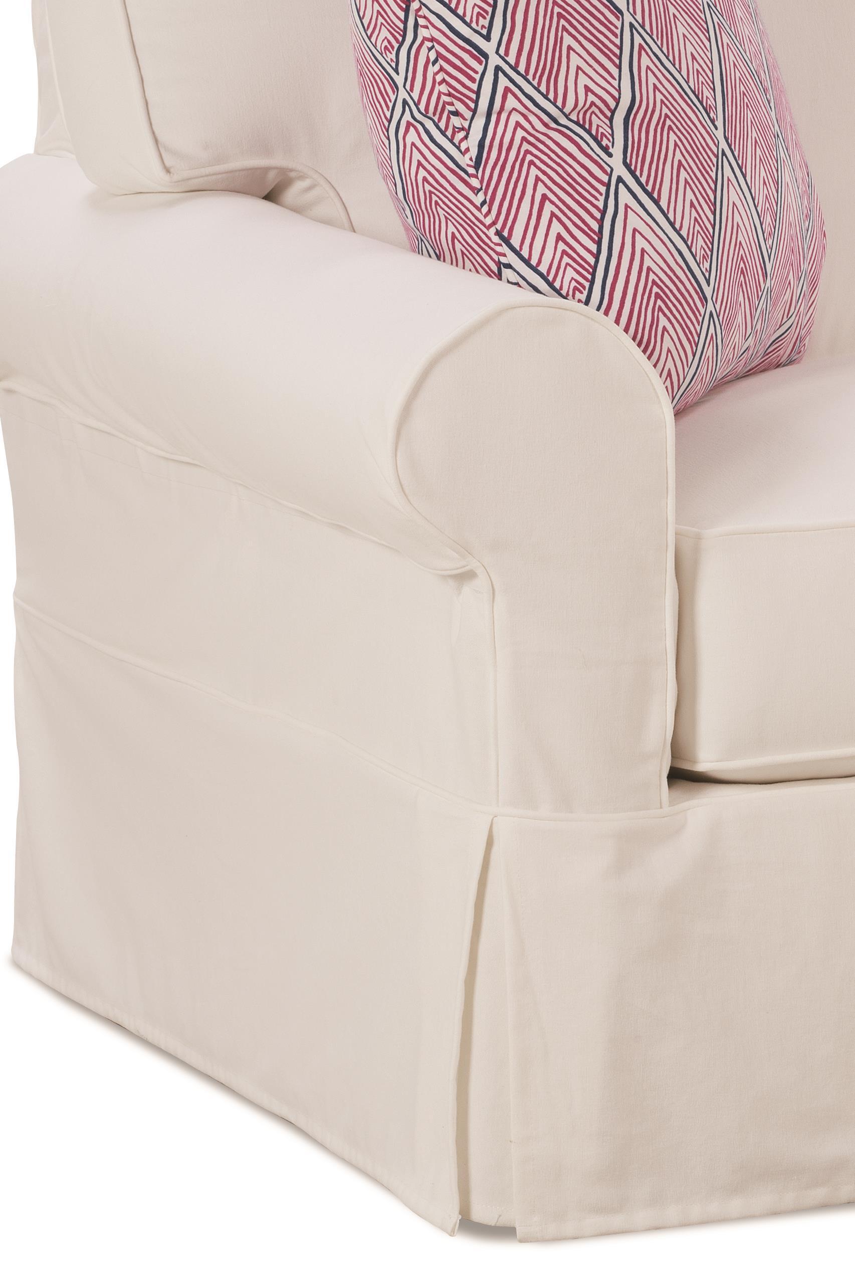 Tremendous Easton Slipcover Sofa By Rowe Furniture Creativecarmelina Interior Chair Design Creativecarmelinacom