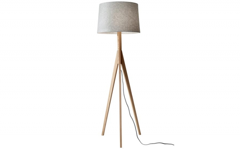 Eden Floor Lamp By Adesso Home Concepts Furniture
