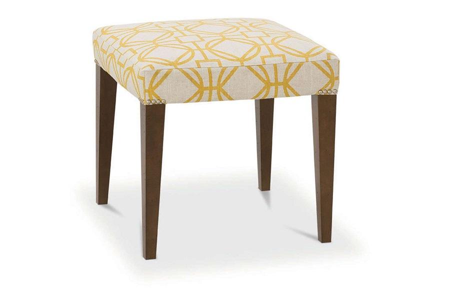 Superb Helena Ottoman By Rowe Furniture Inzonedesignstudio Interior Chair Design Inzonedesignstudiocom