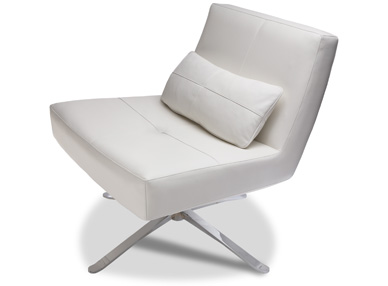 Hugo Swivel Chair By American Leather Concepts Furniture