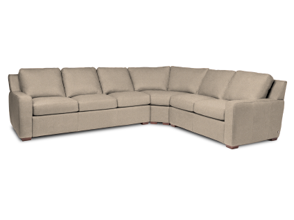 Marvelous Lisben Sectional By American Leather Concepts Furniture Short Links Chair Design For Home Short Linksinfo