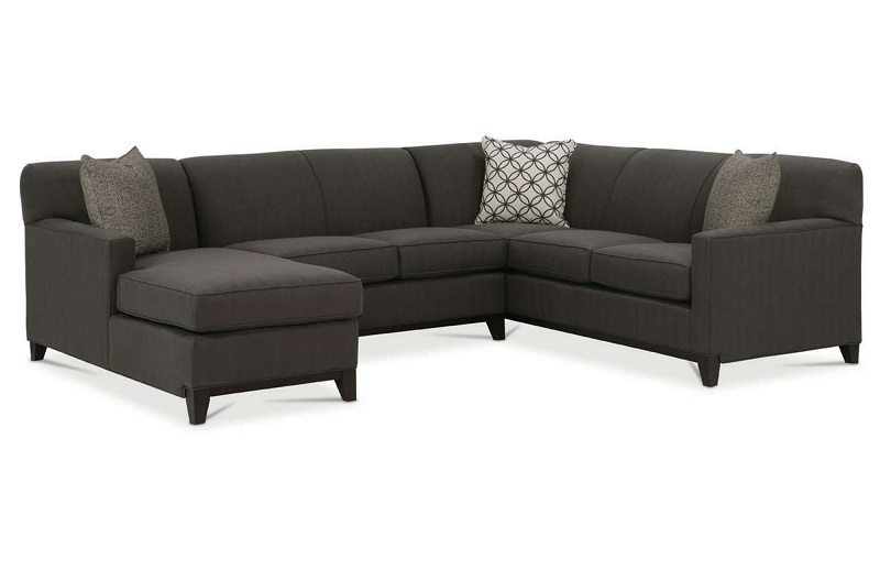 Martin Sectional by Rowe Furniture