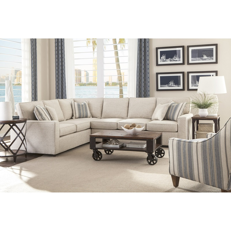 Monaco Sectional By Rowe Furniture