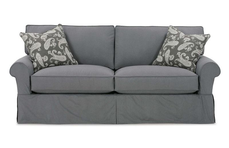 Nantucket Slipcovered Sleeper Sofa By