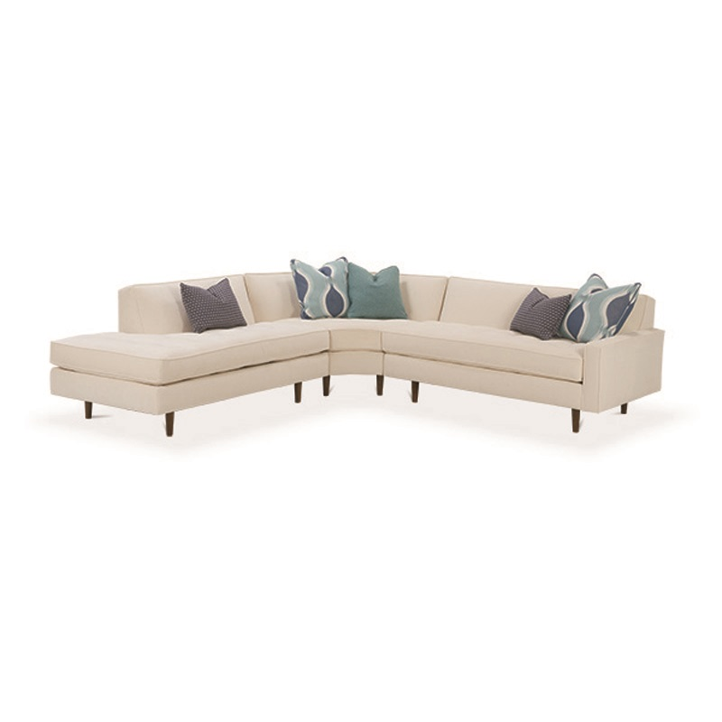 Brady Sectional By Rowe Furniture, Rowe Furniture My Style Reviews