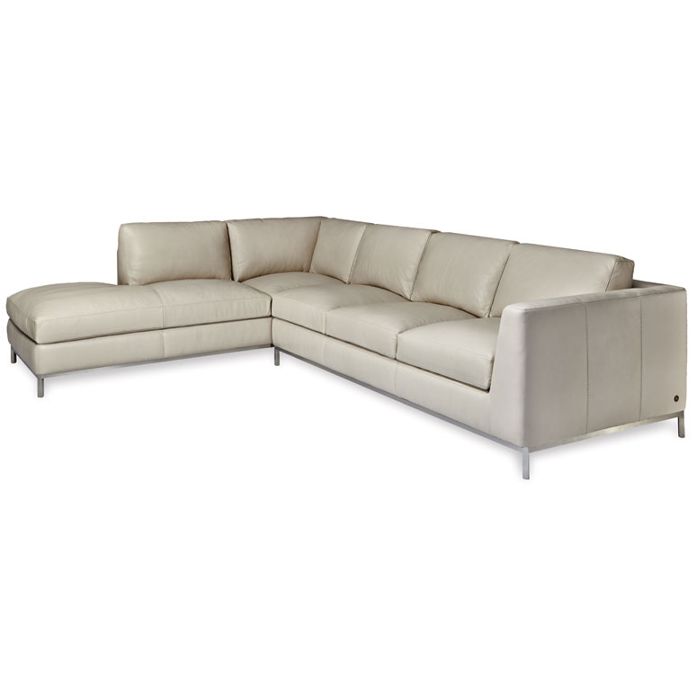 Miraculous Sloane Sectional By American Leather Concepts Furniture Alphanode Cool Chair Designs And Ideas Alphanodeonline