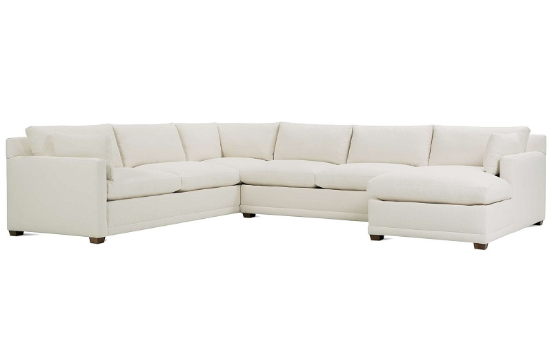 Awesome Sylvie Sectional By Robin Bruce Gmtry Best Dining Table And Chair Ideas Images Gmtryco